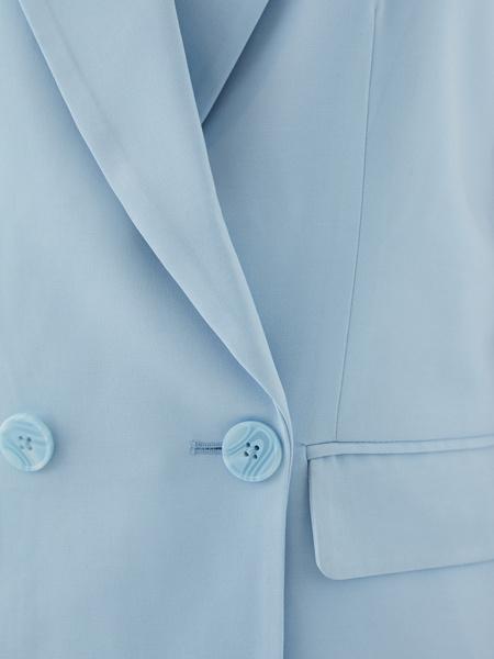 Удлиненный жилет - фото 4