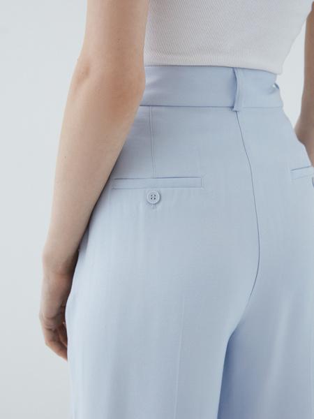 Широкие брюки - фото 3