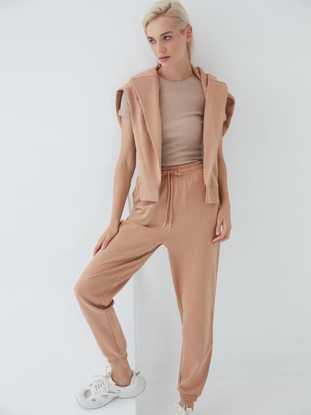 Трикотажные брюки - фото 8