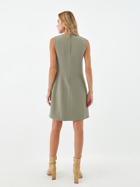 Платье без рукава - фото 11