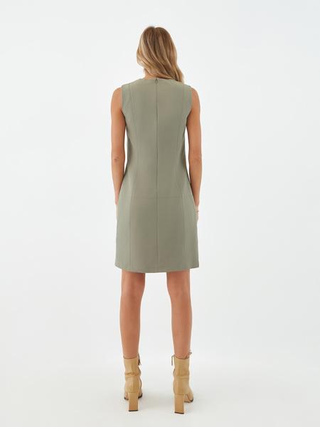 Платье без рукава - фото 10