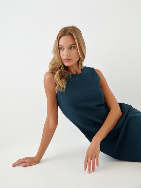 Платье без рукава - фото 1