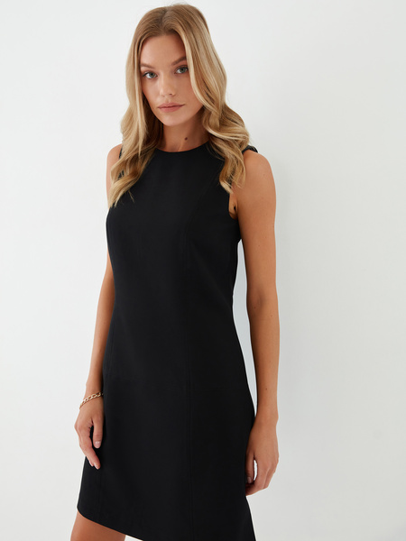 Платье без рукава - фото 9