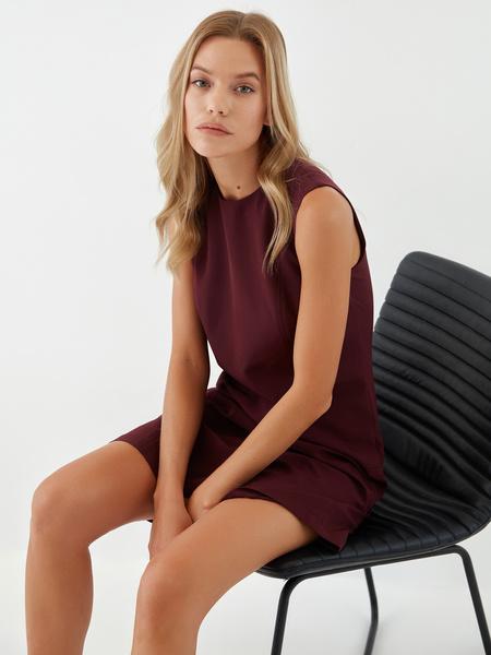 Платье без рукава - фото 5