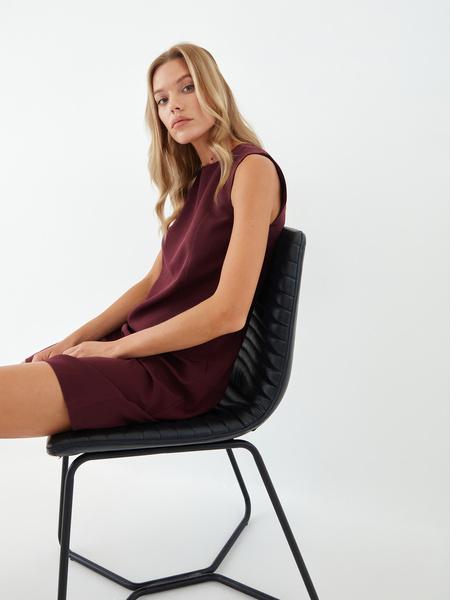 Платье без рукава - фото 8
