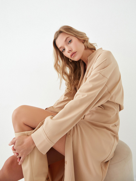 Платье-миди - фото 14