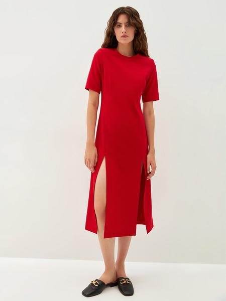 Платье с разрезами - фото 2