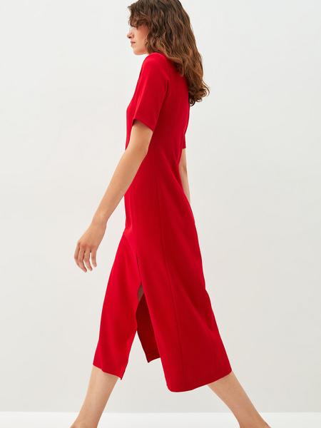 Платье с разрезами - фото 8