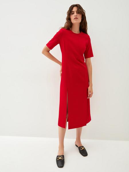 Платье с разрезами - фото 9