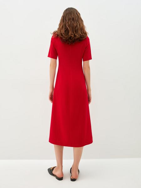 Платье с разрезами - фото 10