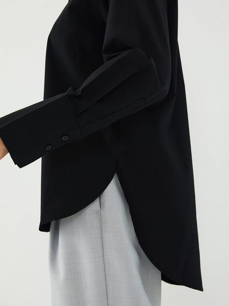 Блузка из хлопка - фото 7