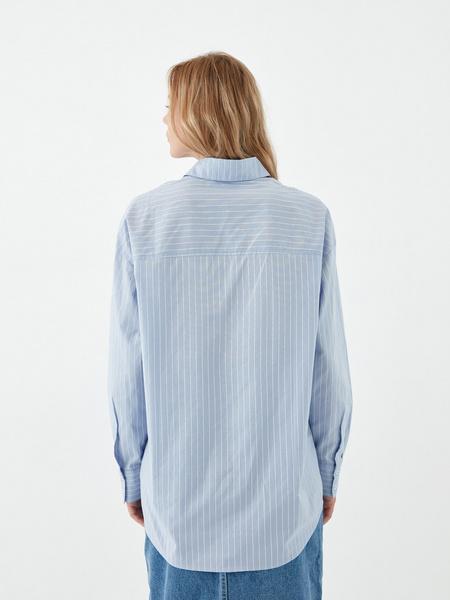 Блузка из хлопка - фото 9