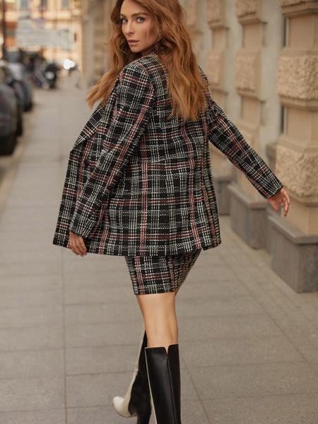 Мини-юбка - фото 3