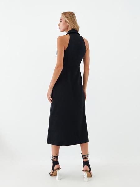 Двубортное платье - фото 12