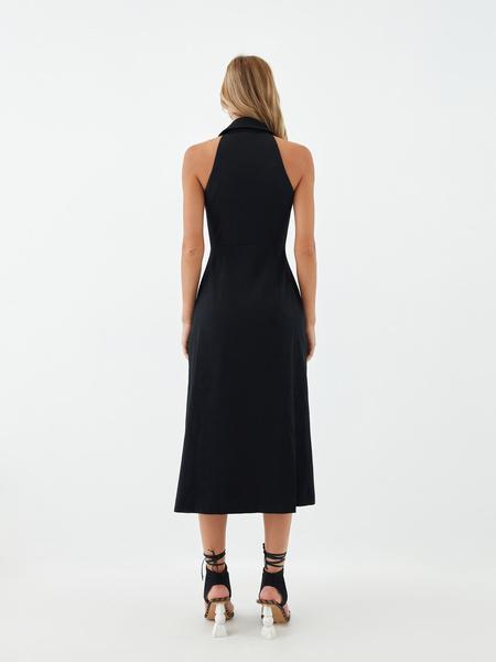 Двубортное платье - фото 13