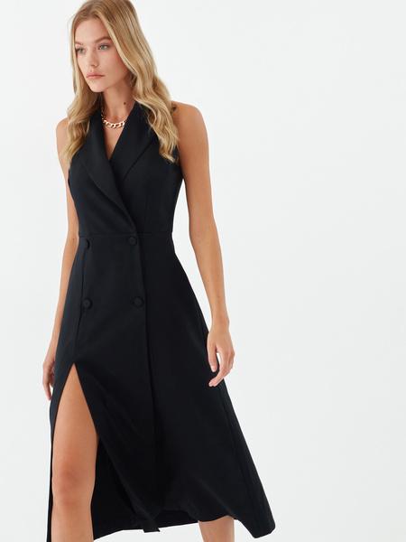 Двубортное платье - фото 4