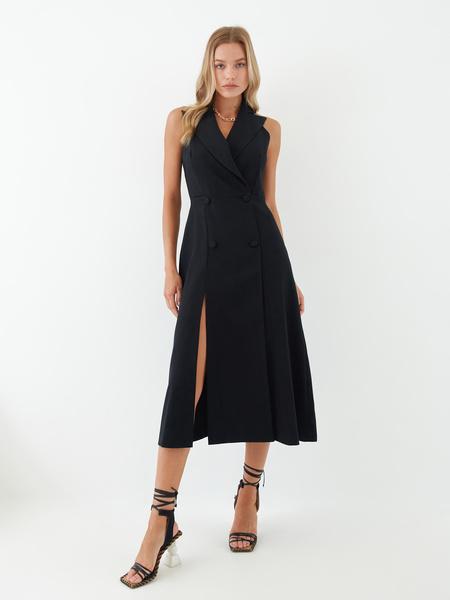 Двубортное платье - фото 5