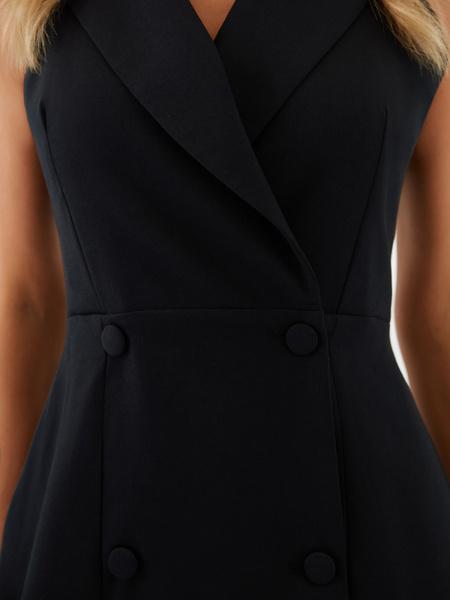 Двубортное платье - фото 7