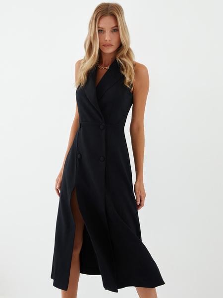 Двубортное платье - фото 9
