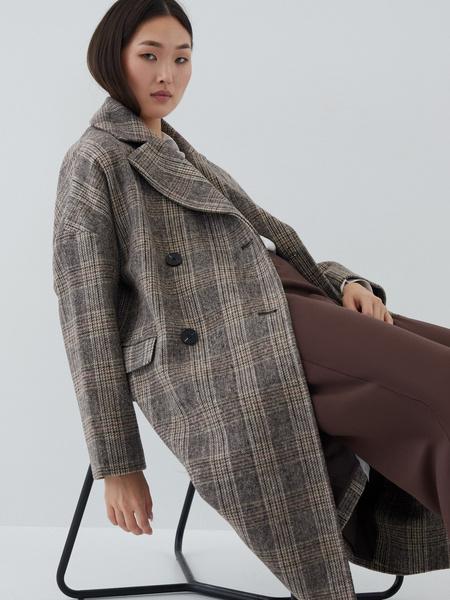 Пальто с шерстью - фото 6