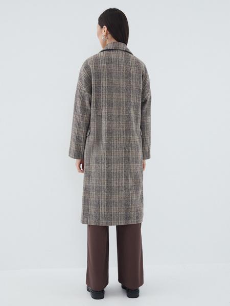 Пальто с шерстью - фото 10