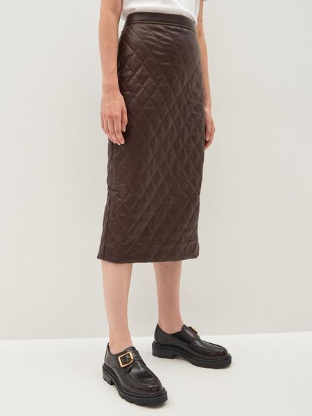 Стеганая юбка - фото 2
