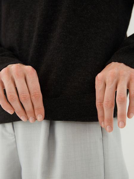 Свитер с шерстью - фото 5