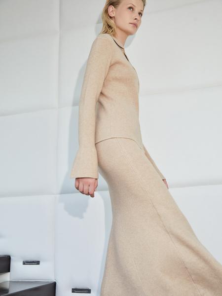Трикотажная блузка - фото 2