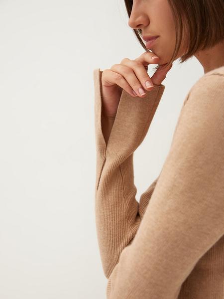 Трикотажная блузка - фото 8