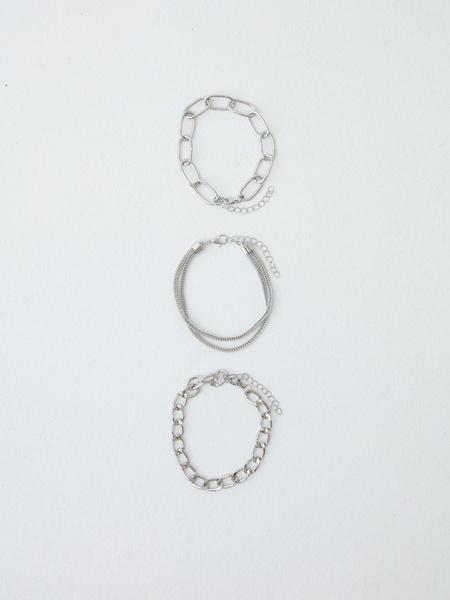 Набор браслетов, 3 шт - фото 3