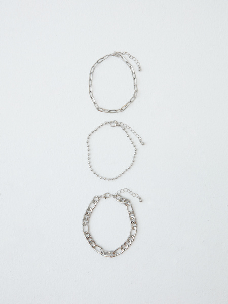 Набор браслетов, 3 шт - фото 1