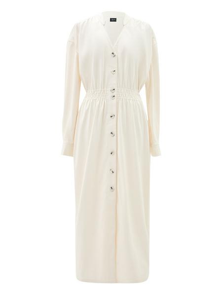 Платье из экокожи - фото 15