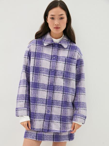Твидовая рубашка - фото 2