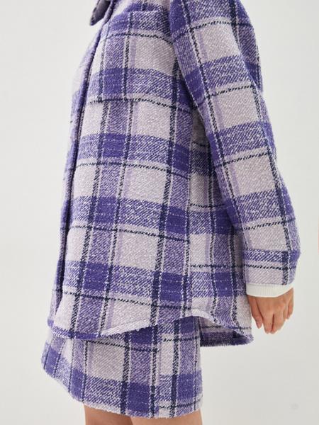 Твидовая рубашка - фото 5