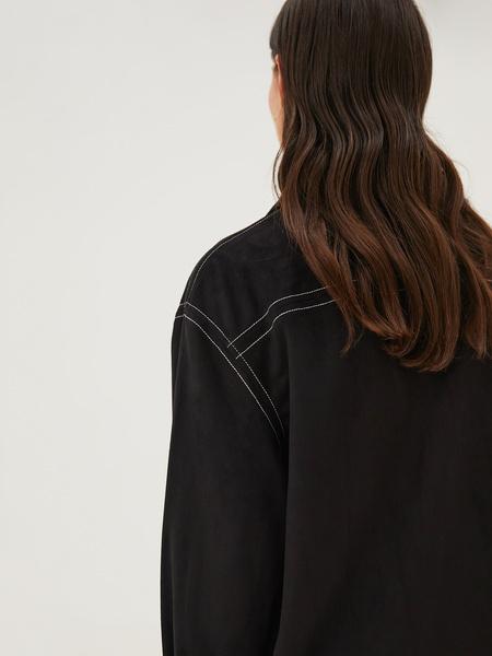Блузка с карманами - фото 13