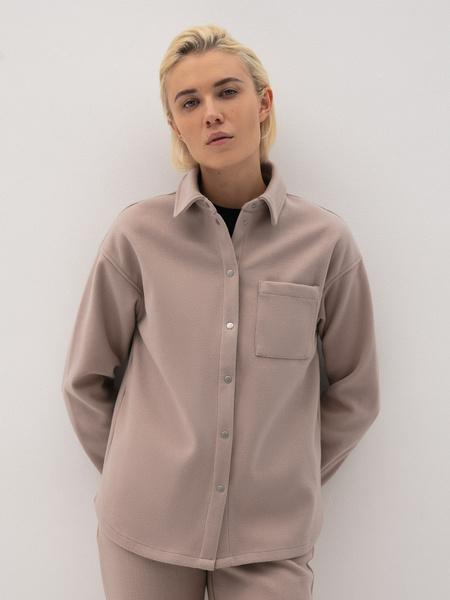 Рубашка с карманом - фото 2