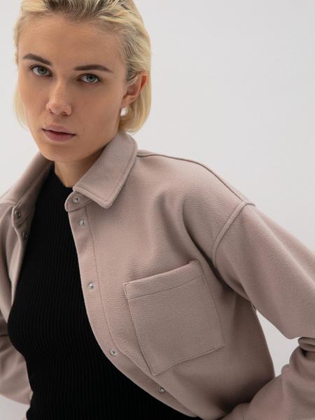 Рубашка с карманом - фото 4