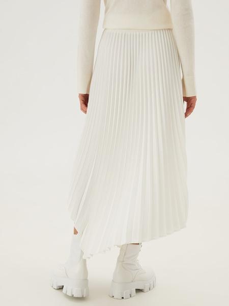 Плиссированная юбка - фото 11