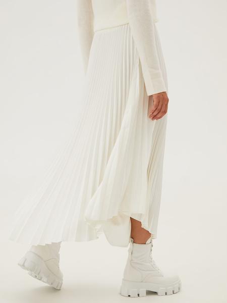 Плиссированная юбка - фото 10