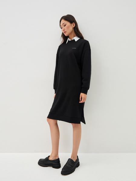 Платье-свитшот - фото 10
