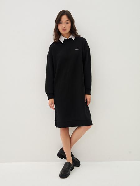 Платье-свитшот - фото 3