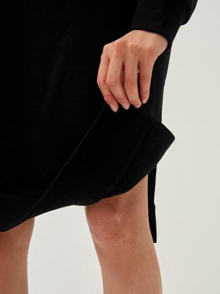 Платье-свитшот - фото 7