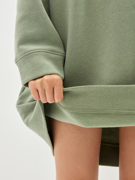 Платье-худи - фото 7