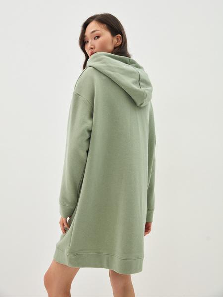 Платье-худи - фото 9
