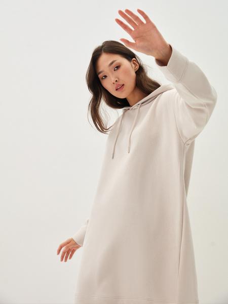 Платье-худи - фото 5