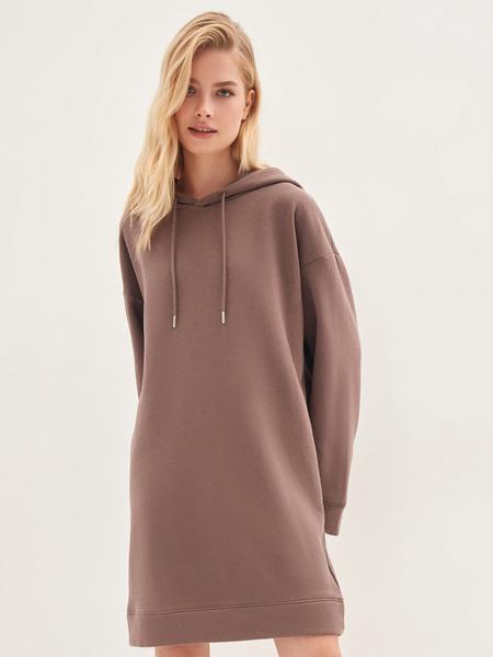 Платье-худи - фото 2