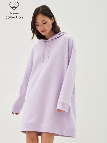 Платье-худи - фото 1