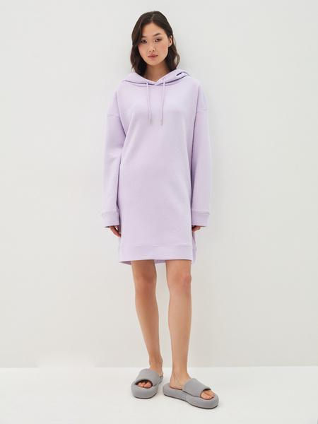 Платье-худи - фото 6