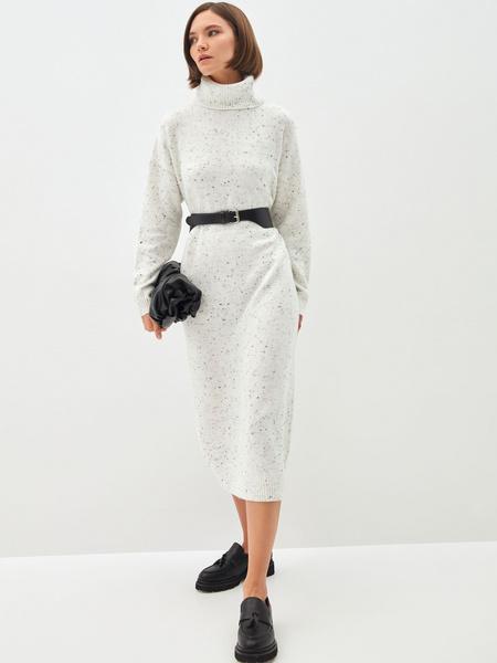 Платье-свитер - фото 10
