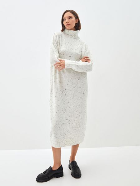 Платье-свитер - фото 2